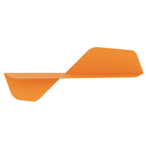 FLAP Shelf modrá Flap 800