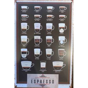 Cedule Coffee Menu