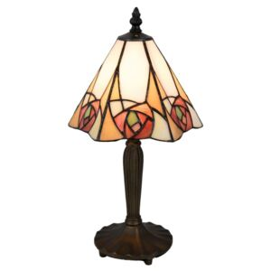 Clayre & Eef - Stolní lampa Tiffany 5LL-5200