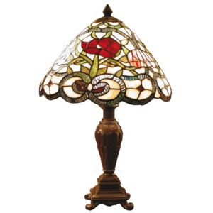 Clayre & Eef - Stolní lampa Tiffany 5LL-8837