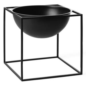 Miska Kubus Bowl Black 23 cm By Lassen