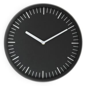 Normann Copenhagen Hodiny Day Wall Clock, black