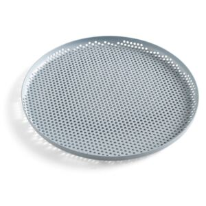 HAY Tác Perforated Tray L, dusty blue