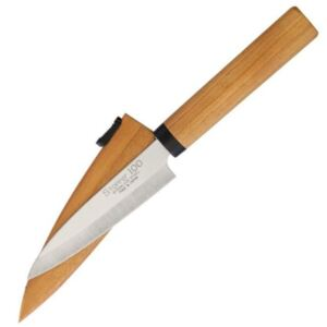 Kanetsune Fruit Knife Wooden Sheat