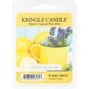 Kringle Candle Lemon Lavender vosk do aromalampy 64 g