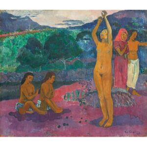 Obraz, Reprodukce - The Invocation, 1903, Paul Gauguin