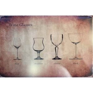 Cedule Wine Glasses