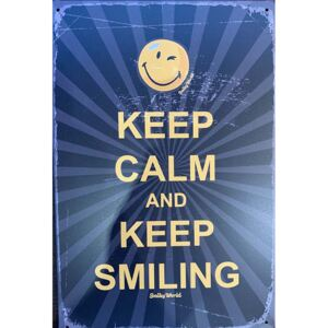 Cedule Keed Calm and Keep Smiling