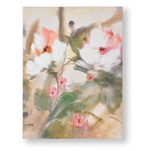 Bezrámový obraz Tropical Blooms 104014, Wall Art, Graham Brown