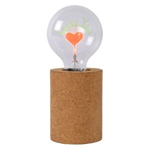 Lucide Lucide 03517/03/43 - LED Stolní lampa CORKY - I LOVE YOU 1xE27/3W/230V LC2566