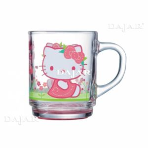 Hrnek Hello Kitty Nordic Flower 250 ml LUMINARC