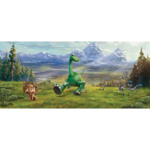 AG Design 1 dílná fototapeta PHOTO MURAL THE GOOD DINOSAUR FTDNH 5354, 202 x 90 cm vlies
