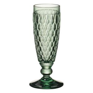 Villeroy & Boch Boston Coloured Sklenice na sekt zelená, Villeroy & Boch