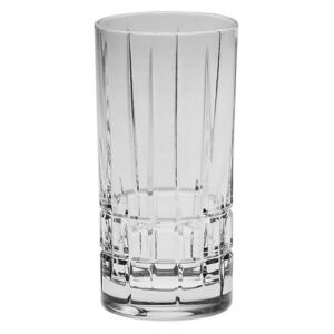 Crystal Bohemia Sklenice na long drink DOVER 350 ml, 6 ks