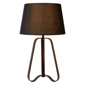 Lucide 30576/81/97 CAPUCINO stolní lampa 1xE27
