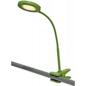 ARGUSLIGHT 1008-ZN /LED klip lampa zelená 6W IP20