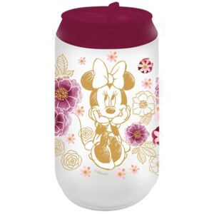Termoplechovka Minnie Flowers Gold 250 ml DISNEY PL NÁPISY