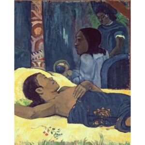 Obraz, Reprodukce - The Birth of Christ, 1896 (oil on canvas), Paul Gauguin