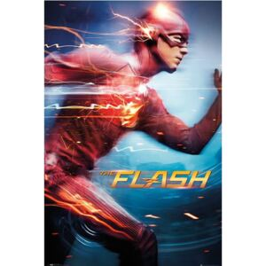 Plakát DC Comics: The Flash (61 x 91,5 cm)