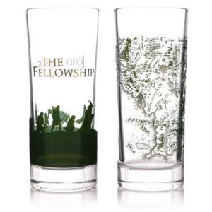 Sklenice Lord of the Rings|Pán prstenů: Ring (objem 500 ml)