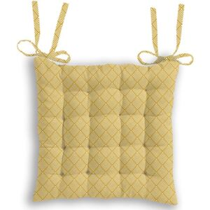 TODAY GARDEN SPIRIT Podsedák 38x38 cm Ceylon Yellow - žlutá
