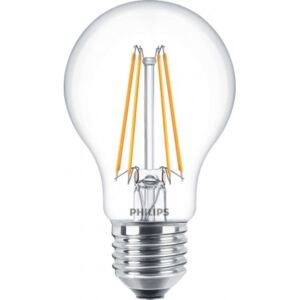 FILAMENT Classic LEDbulb ND 4,3-40W E27 827 A60 - Philips