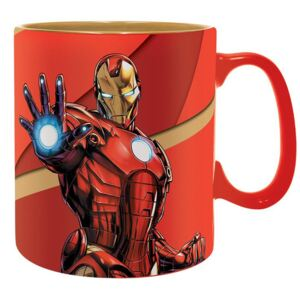 Hrnek Marvel – Iron Man Armored