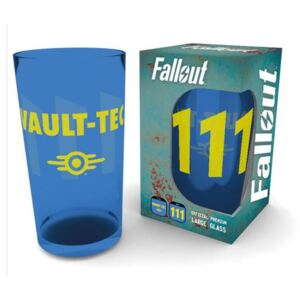 Fallout sklenice - Vault 111