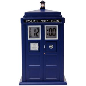 Zeon Budík Doctor Who - Tardis Projection