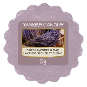 Yankee Candle vonný vosk do aroma lampy Dried Lavender & Oak