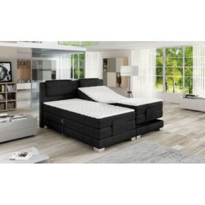 WRL Boxspring Wave + topper