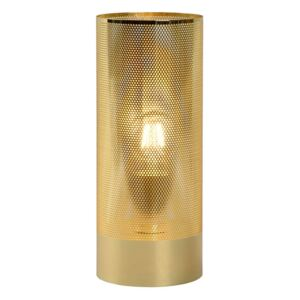 LUCIDE 03516/01/01 BELI Table Lamp E27 H30cm D12cm Brass stolní lampa