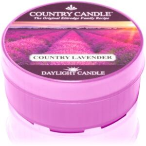 Country Candle Country Lavender čajová svíčka 42 g