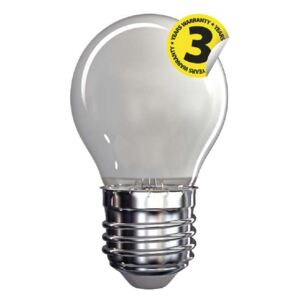 LED FLM MINI GL 4W E27 WW FR. Z74244