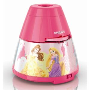 PHILIPS 71769/28/16 DIS Projector Princess stolní LED