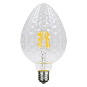 ACA DECOR LED žárovka Filament spiral E27 ø125 6W