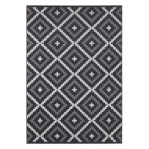 Hanse Home Collection koberce Kusový koberec Celebration 103456 Snug Black Creme - 80x250 cm
