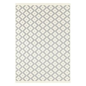 Hanse Home Collection koberce Kusový koberec Celebration 103449 Lattice Grey - 80x150 cm