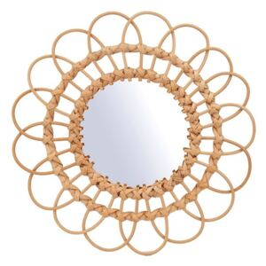 Sass & Belle Zrcadlo Rattan Medium