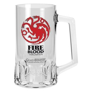 ABYstyle Půllitr Game of Thrones - Targaryen 500ml