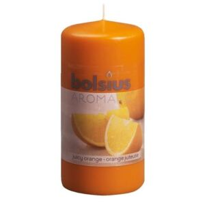 Bolsius Aromatic Válec 60x120 Juicy Orange vonná svíčka