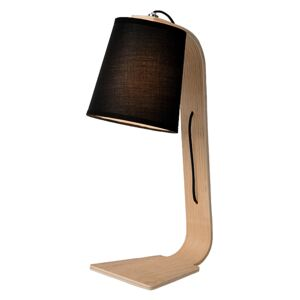 LUCIDE Stolní lampa Nordic Black