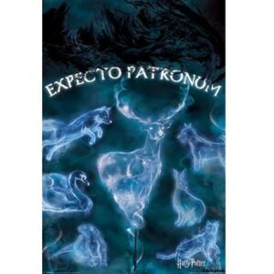 Pyramid International Plakát Harry Potter - Patronus