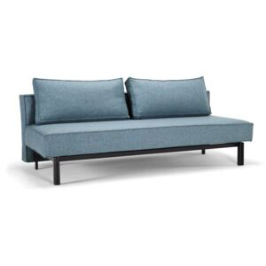 Modrá rozkládací pohovka Innovation Sly Sofa Bed Mixed Dance Light Blue