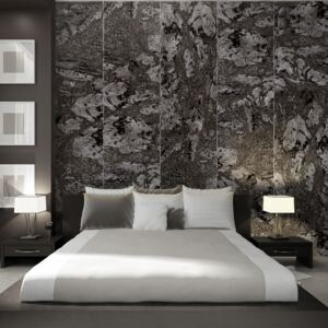 Bimago Tapeta - Gray rock role 50x1000 cm