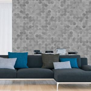 Tapeta Bimago - Grey Beauty + lepidlo zdarma role 50x1000 cm