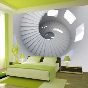 Bimago Fototapeta - Lighthouse staircase 200x154 cm