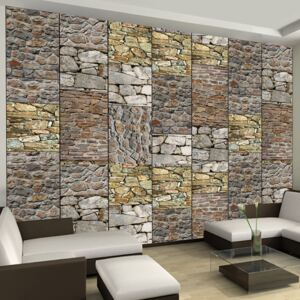 Bimago Tapeta - Puzzle with stones role 50x1000 cm