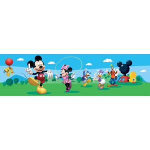 AG Design Disney Mickey Mouse - samolepicí bordura
