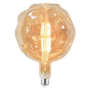 ACA DECOR LED Coda Gold E27 retro LED žárovka
